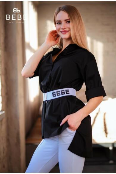 fekete ing bebe