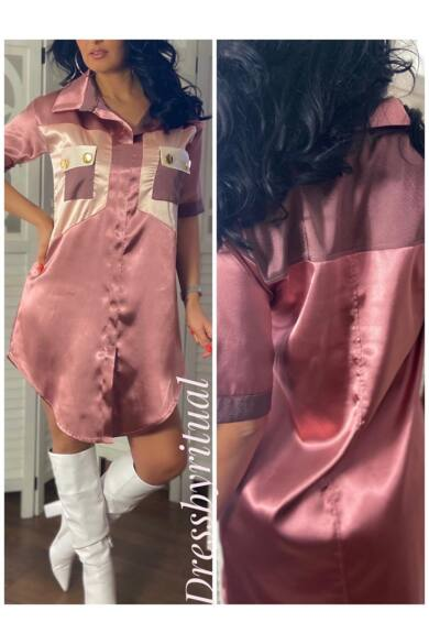 bubblegum-szinu-szaten-ing-dressbyritual-tunika