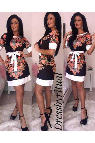 ayvara fekete ruha - dressbyritual