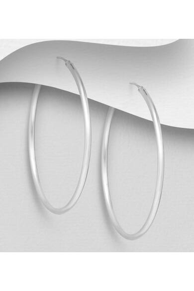 ezüst-karika-fülbevaló
